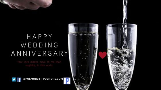 Romantic Happy Wedding Anniversary Wishes, Messages And Prayers
