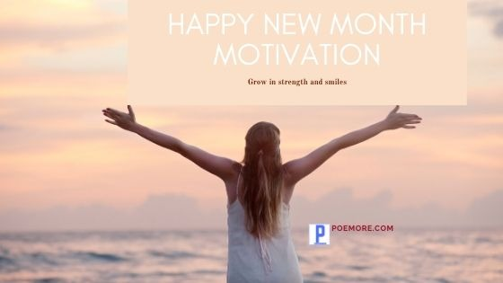 200 Happy New Month Messages and Motivation to Family and Friends
