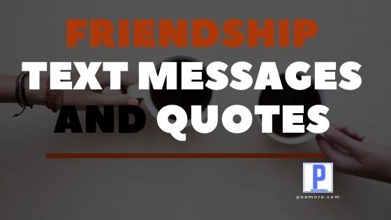 100 Amazing Friendship Text Messages and Quotes for Your Best Friend