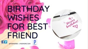 50 Birthday Wishes for Friends and Best Friend