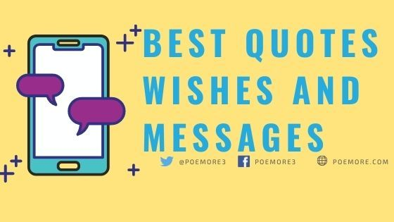 Best Quotes and Wishes