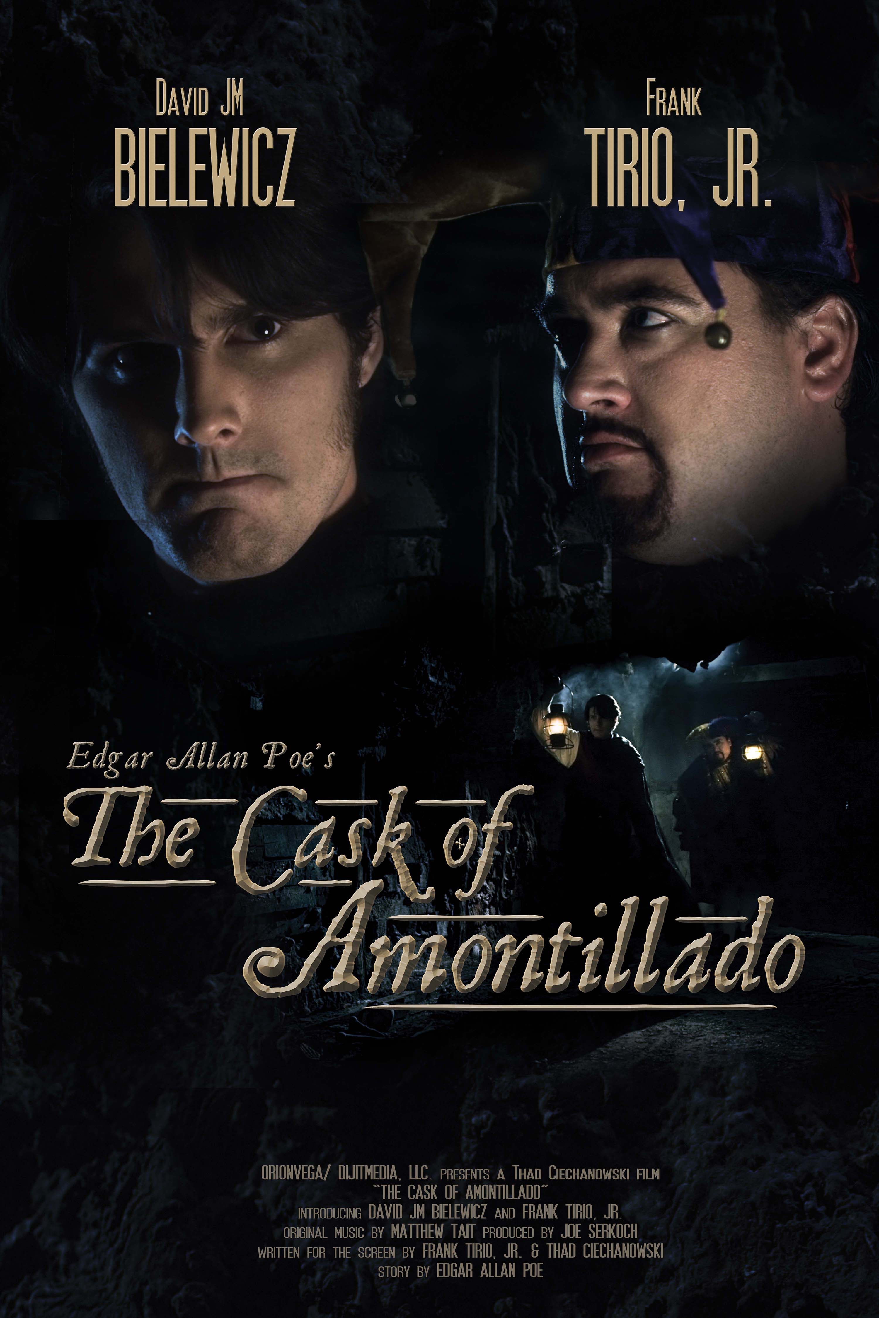 The Cask Of Amontillado Dvd Poemovies