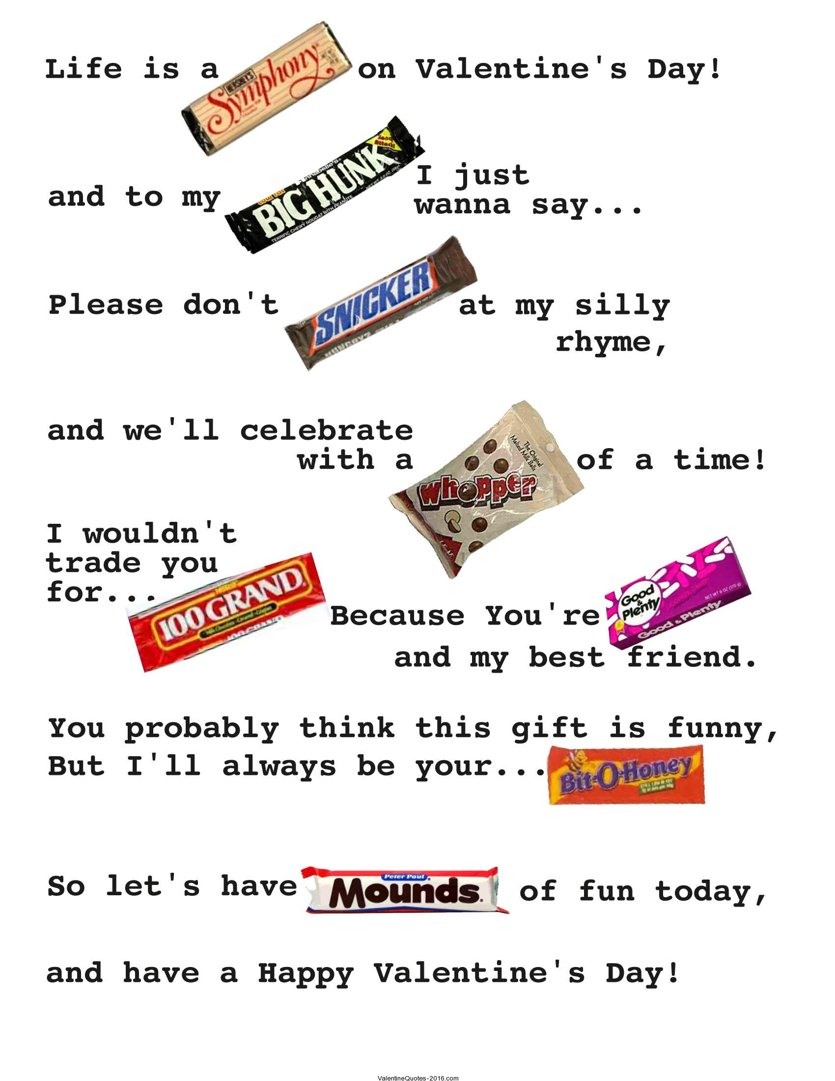 Funny Valentine Poems For Friends : funny, valentine, poems, friends, Valentine, Design:, Boyfriend, Funny, Poems