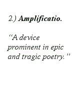 Amplificatio