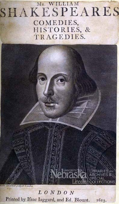 shakespeare-frontpiece