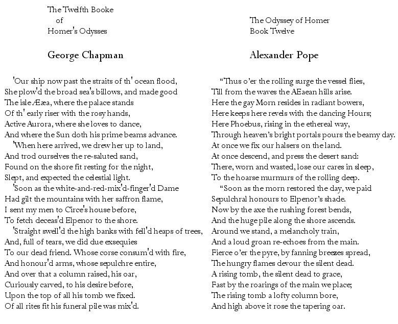 Spenser Edmund « PoemShape
