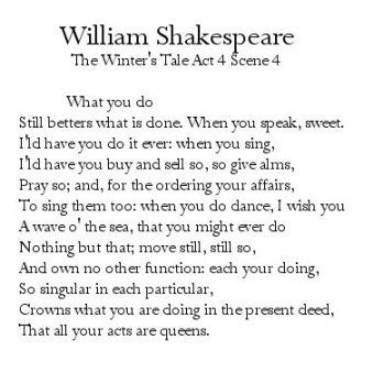 Dramatic Verse « PoemShape