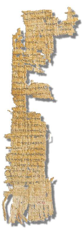 Homer's Odyssey Fragment