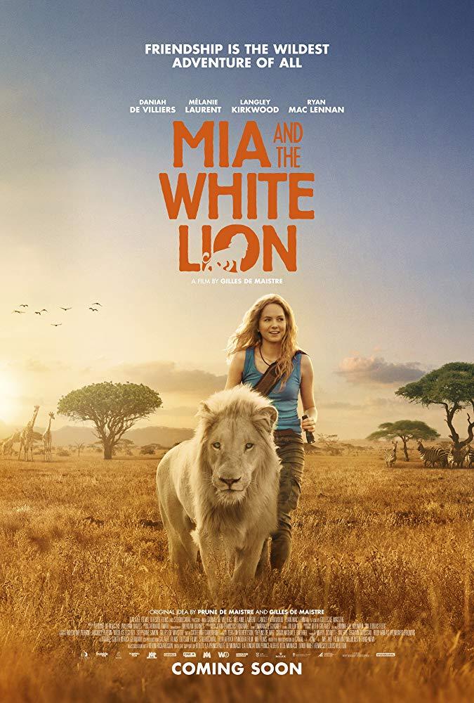 Mia Und Der Weiße Löwe Dreharbeiten