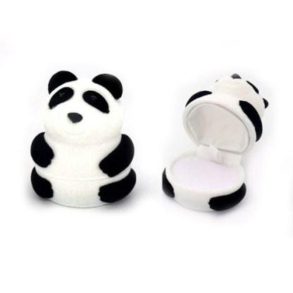 Sieradendoosje panda