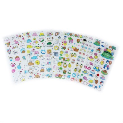 zeehond stickers