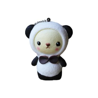 Panda squeaky toy