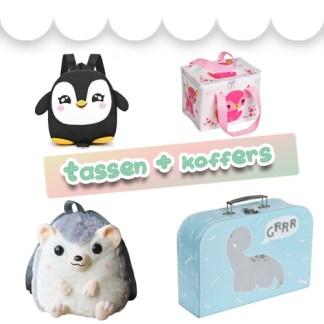 Kawaii tassen & koffers