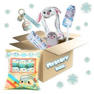 XXL limited edition winter mystery box