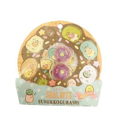 Summiko Gurashi stickers donut