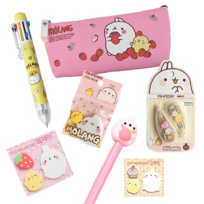 Molang stationary pakket