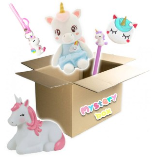 Mysterybox unicorn - Limited edition
