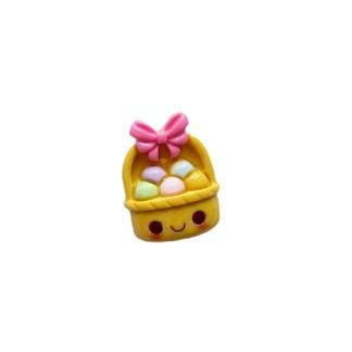 Easter basket flatback