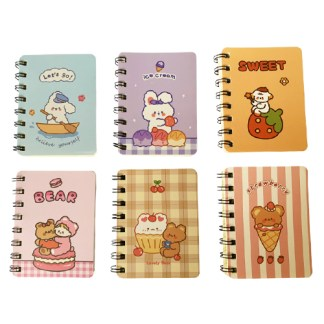 Kawaii notebook surprise