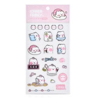 Icarer Family stickers Tofu