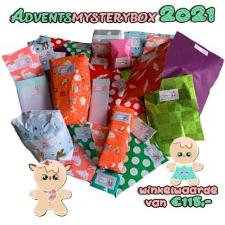 XXXL Mystery Adventsbox