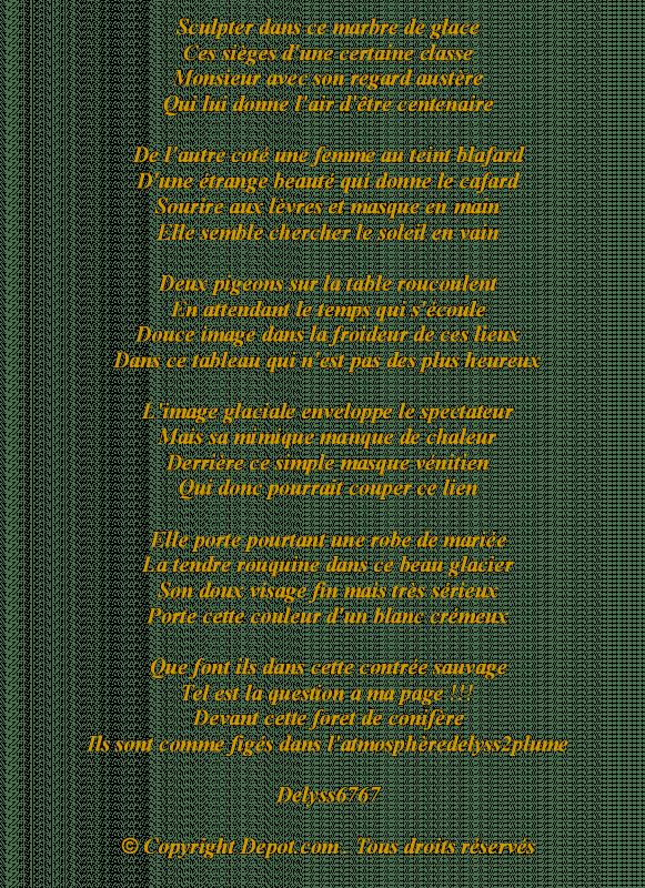 Poeme Sur La Beauté D'une Femme : poeme, beauté, d'une, femme, Poeme, Beaute