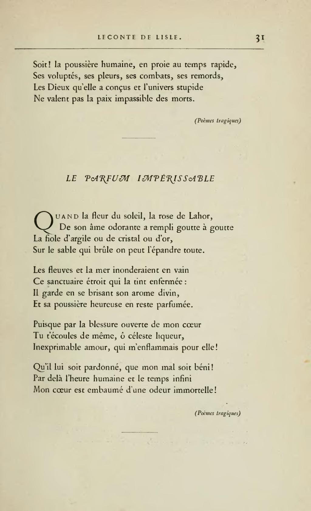 Poème D'amour Du 19ème Siècle : poème, d'amour, 19ème, siècle, Poesie, Francaise, Siecle, Romantisme, Symbolisme, Anthologie