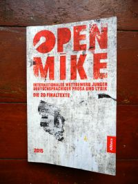 23. open mike in Berlin