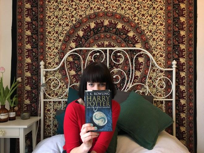 FreundInnen lesen: Vicki über Harry Potter and the Deathly Hallows