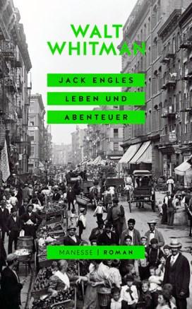 Walt Whitman: Jack Engles Leben und Abenteuer Cover