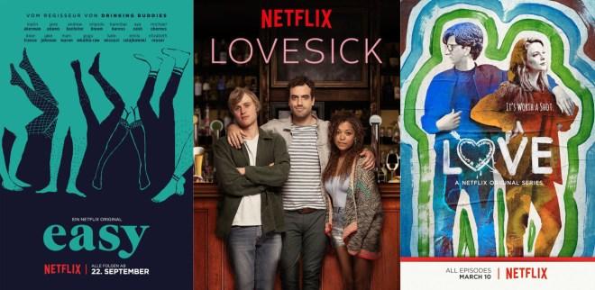 Easy Lovesick Love: Serien über Liebe