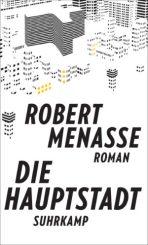 Robert Menasse: Die Hauptstadt. Cover