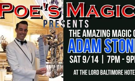 The Magic of Adam Stone