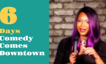 Comedy comes downtown