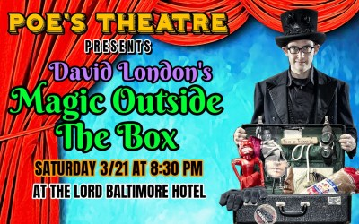 David London's Magic Outside The Box