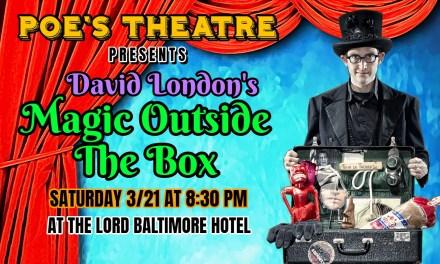 David London's Magic Outside The Box