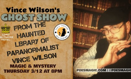 Vince Wilson's Ghost Show