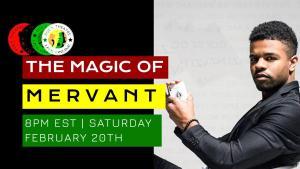 The Magic and Mentalism of Mervant