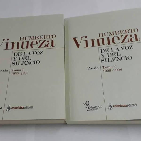 De la voz y del silencio, Tomos 1 y 2.