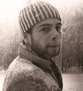 Humberto Vinueza en Rusia