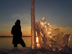 Ice At Sunset5