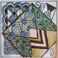 Zentangle 157