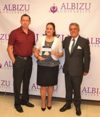 Presentacion de El Arte de Servir en Albizu 15