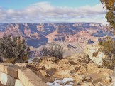 Geologically Grand Canyon is significant because of the thick sequence of ancient rocks that are beautifully preserved and exposed in the walls of the canyon. These rock layers record much of the early geologic history of the North American continent.