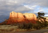 Courthouse Buttle, Sedona formation
