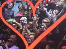 Billboard on TS - I am right in the HEART - can you find me?