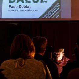 Poesía y Cine por la Memoria y la Paz Fotos: Francisco Ruano