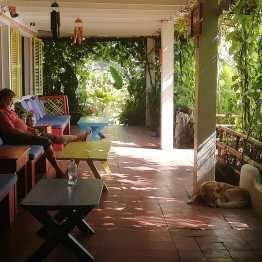En Casa Rosada