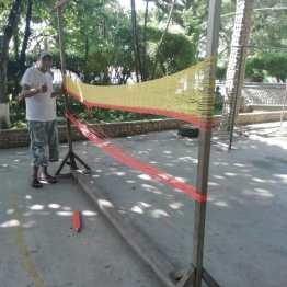 Marcos, artesano de la hamaca