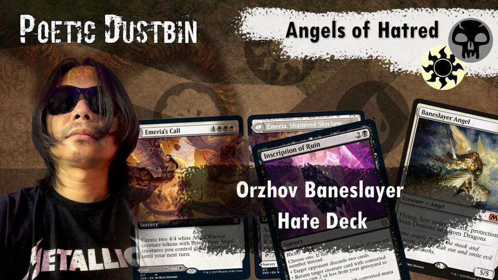 Baneslayer Angel Deck